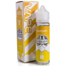 Aurora 50ml 0mg by ALIEN VAPE