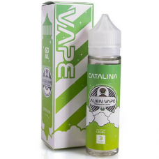 Catalina 50ml 0mg by ALIEN VAPE