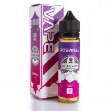 ROSWELL 50ml 0mg by ALIEN VAPE