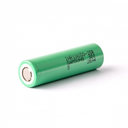 18650 2500mah Battery By Samsung