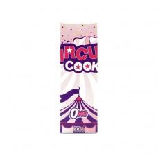 Circus Cookie E Liquid 0mg 100 ml