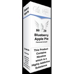 Blueberry Apple Pie E Liquid by City Vape
