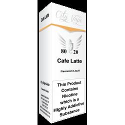 Cafe Latte E Liquid by City Vape