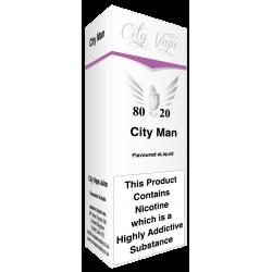 City Man E Liquid by City Vape