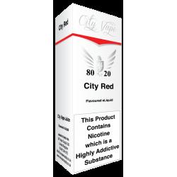 City Red E Liquid by City Vape