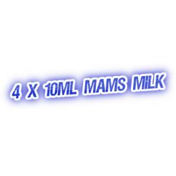4 X Mams Milk E-Liquid by City Vape
