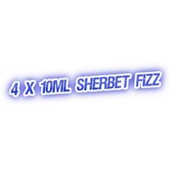 4 X Sherbet Fizz E-Liquid by City Vape