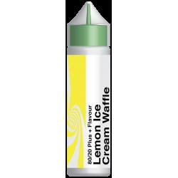 Lemon Ice Cream Waffle 50ml 80/20 E Liquid by City Vape