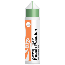 Peach Passion 50ml 80/20 E Liquid by City Vape