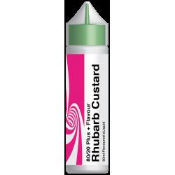 Rhubarb & Custard 50ml 80/20 E Liquid by City Vape