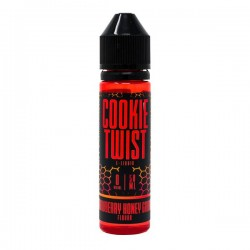 COOKIE TWIST STRAWBERRY COOKIE 50ml 0mg by Lemon Twist E-Liquid