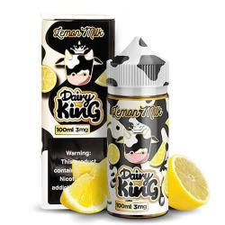 Dairy King Lemon Milk 0mg 100ml