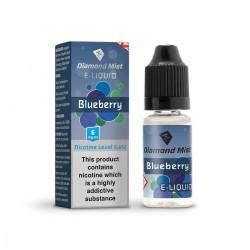 Blueberry E Liquid By Diamond Mist
