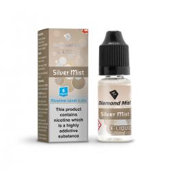 Silver Mist Tobacco E Liquid By Diamond Mist