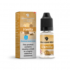 Vanilla E Liquid  Diamond Mist