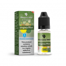 Virginia Mist Tobacco E Liquid  Diamond Mist