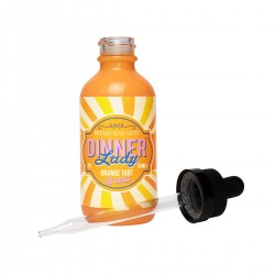 Aroma Dinner Lady Orange Tart - 50ml 0mg