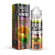 Double Drip Lemon Lime Tangerine Ice 50ml 0mg E-Liquid