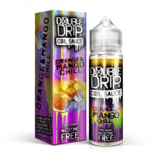 Double Drip Orange & Mango Chill 50ml 0mg E-Liquid