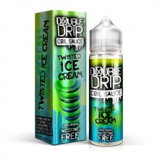 Double Drip Twisted Ice Cream 50ml 0mg E-Liquid