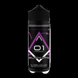 Black Ops - 5 - Blackcurrant 100ML 0mg