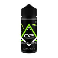 Black Ops - 2- Lemon & Lime 100ML 0mg