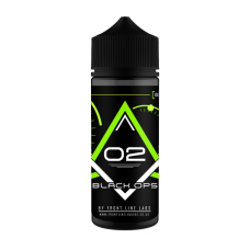 Black Ops - 2- Lemon & Lime 100ML 0mg | conwy-valley-vapours