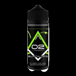 Black Ops - 2- Lemon & Lime 100ML 0mg