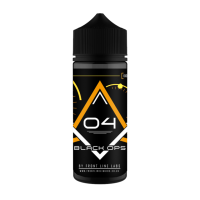 Black Ops - 4- Pineapple 100ML 0mg