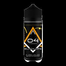 Black Ops - 4- Pineapple 100ML 0mg