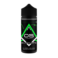 Black Ops -1-Watermelon 100ML 0mg