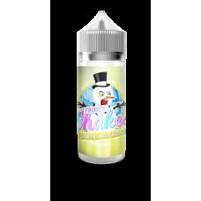 Frosty Shakes Banana Milkshake E Liquid 100ml 0mg