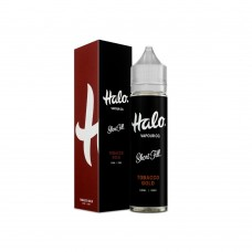 Halo Vapour Co Shortfill 50ml 0mg Tobacco Gold