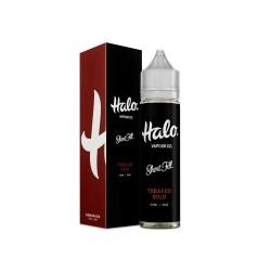 Halo Vapour Co Shortfill 50ml 0mg Tobacco Gold
