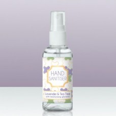 75% Alcohol Hand Sanitiser Lavender and Tea Tree 50ml
