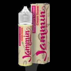 Raspberry Clotted Cream Scone by Jammin E-Liquid Shortfill 50ml 0mg