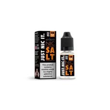 Just Nic It Nic Salt 80/20 High VG 20mg