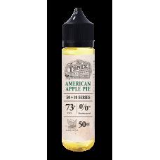 Element Tonix Series Short Fill E-liquid - American Apple Pie 50ml