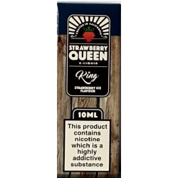 The King by Strawberry Queen Premium E-Juice
