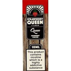 The Queen by Strawberry Queen Premium E-Juice
