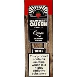 The Queen by Strawberry Queen Premium E-Juice