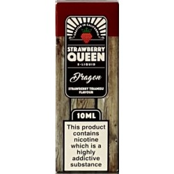 The Dragon by Strawberry Queen Premium E-Juice