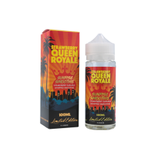 Strawberry Queen Royale - Sunshine Smoothie 0mg 100ml