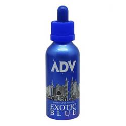 The Ohm ADV Exotic Blue E-Liquid 50ml