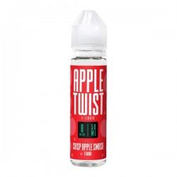 Apple Twist  Crisp Apple Smash 50ml 0mg