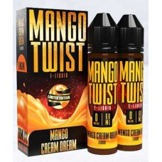 Mango Twist 50ml 0mg by Lemon Twist