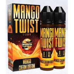 Mango Twist 50ml 0mg by Lemon Twist