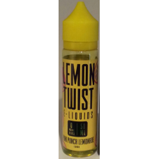 Peach Lemonade 50ml 0mg E Liquid by Lemon Twist
