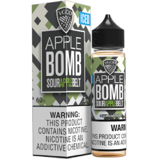 VGOD Iced Apple bomb 0mg 50ml