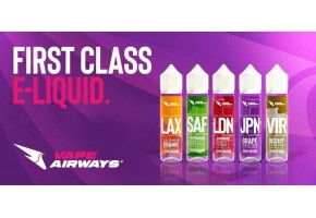 Vape Airways 50ml 0mg Shortfill